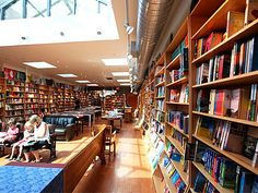 New York City's Best Indie Bookstores | Arts + Culture | PureWow New York  Book House, Brooklyn Best for author sightings