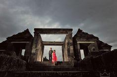 INGRID + DION PREWEDDING | YOGYAKARTA PREWEDDING » THEUPPERMOST PHOTOGRAPHY