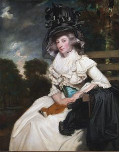 Mrs.Lewis Thomas Watson (Mary Elisabeth Milles 1767 - 1818) by Sir Joshua Reynolds