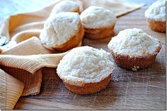 Spiced Eggnog Muffins- 6pts+ each  I've made these before and they are super yummy!