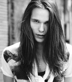 Long Hair on Pinterest | Men With Long Hair, Long Hair and Long Haired
