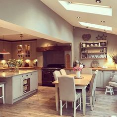 Latest Project Boldmere House Shipton Oliffe Rsj Builders - Kitchen-dining-room-design