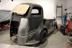 1941 International Cab Over.