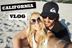 California Vlog // WEST COAST TOUR Part II