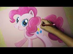 Speed Drawing: Pinkie Pie (MLP) | Diana Díaz - YouTube Diana Diaz, Chibi, Pinkie Pie, Human Art, Prismacolor, Best Artist, Mlp, Pony, Doodles