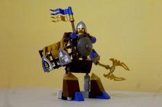 The Armoury • Royal Azure Imperium - Imperial Battleframe, Variation