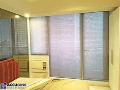 Roller Blinds Sunscreen Accugine is a unique and emerging enterprise specializing in the supply of w Window Blinds & Shades, Blinds For Windows, High Windows, Cellular Blinds, Cellular Shades, Norman Shutters, Average Kitchen Remodel Cost, Office Blinds, Wave Curtains