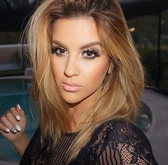 Nicole Guerriero. Youtube. Beauty Guru. Go check her out!