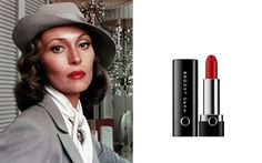 Faye Dunaway in Chinatown - Marc Jacobs Beauty Le Marc Lip Crème Lipstick in Goddess, $30 Buy it now