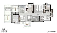 1475 Bel Air Road – Huntington Estate Properties Dream Home Design, House Design, Bel Air Road, Island With Seating, Rooftop Deck, Modern Houses, Luxury Villa, Terra, Modern Luxury