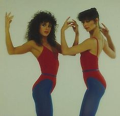 80s Aerobics Instructor Bess Motta Of The 20 Minute Workout Videos