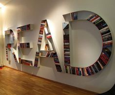 Great Library Idea