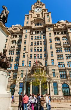 """""""See Liverpool Tours"""" showcase the very best of what the fantastic U.K city of Liverpool has to offer."""