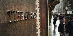 Tiffany arrive sur les Champs-Elysées