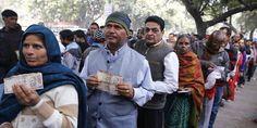 Wenn der Schein trügt. Folgen der Demonetarisierung in Indien:   Jobverlust, Korruption und Tod.
