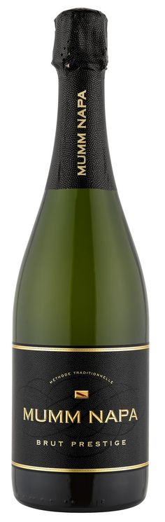Mumm Napa Brut Prestige | This sparkling wine is a great value. It has delicious flavors of creamy vanilla and honey.