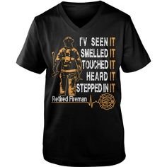 Retired #Firefighter, Order HERE ==> https://www.sunfrog.com/Jobs/133760306-935058894.html?54007, Please tag & share with your friends who would love it, #fireman crafts, workouts for men, workouts women #ehre , #emergency , #bomberos    #firefighter #science #nature #sports #tattoos #technology #travel