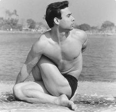Bikram Choudhury Spinal Twist