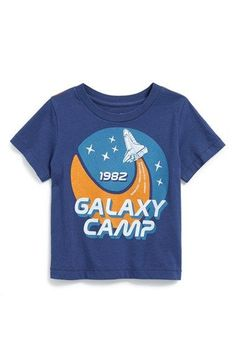 Peek+'Galaxy+Camp'+Graphic+T-Shirt+(Baby+Boys)+available+at+#Nordstrom