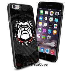 (Available for iPhone 4,4s,5,5s,6,6Plus) NCAA University sport Georgia Bulldogs , Cool iPhone 4 5 or 6 Smartphone Case Cover Collector iPhone TPU Rubber Case Black [By Lucky9Cover] Lucky9Cover http://www.amazon.com/dp/B0173BPSF0/ref=cm_sw_r_pi_dp_vyVmwb0BXXDDP