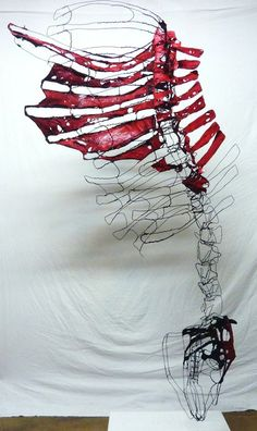 nikky - fer1972: Wire Sculptures by David Oliveira