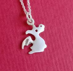 Hey, I found this really awesome Etsy listing at https://www.etsy.com/listing/123215825/cute-dragon-charm-necklace-dragon