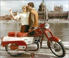 The last hungarian quot pann nia quot motorcycle was manufactured in csepel on october 24 1975 but the brand is being revived by a small team of (. Love Posters, Vintage Posters, Vintage Art, Retro Posters, Vintage Bikes, Vintage Motorcycles, Cars And Motorcycles, Motorcycle News, Old Advertisements