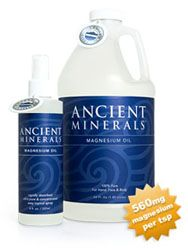 ancient minerals magnesium spray