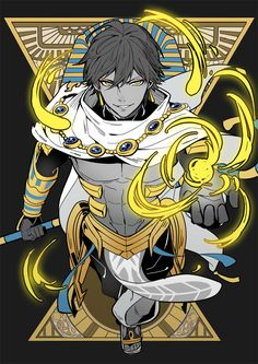 Ozymandias【Fate/Grand Order】