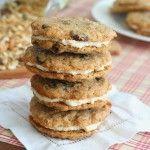 Gluten-Free Muesli Cream Pies (alldayidreamaboutfood.com...GF and low cal recipes)