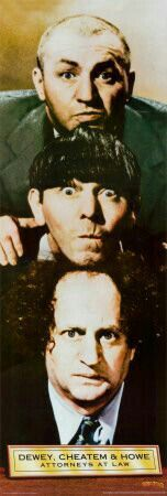 Not ashamed to admit it, I watched The Three Stooges, Really.