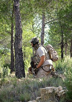 otra de nuestras OP. Especiales en Airsoft Almansa Combat
