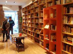 * Librería Malasaña 23 (Madrid) *