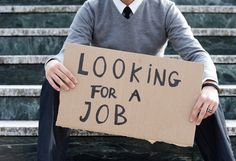 """""""Looking for a job"""" 