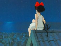 I love this movie! my grandma gave it to when I was younger because my nickname is Kiki ☺