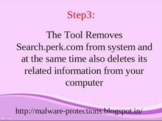 Search.perk.com is a nasty browser hijacker that modifies your internet settings and steal your sensitive data. It is therefore important to remove Search.perk.com easily and safely by using automatic Search.perk.com removal tool.