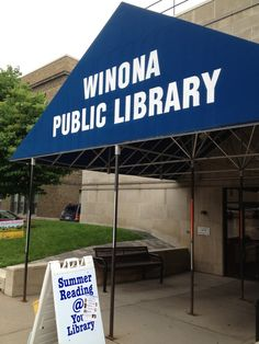 Looking for that new best-selling novel that everyone is talking about or some movies for a marathon night? Try the Winona Public Library, where you can check out books, movies, music and magazines for free! Winona Minnesota, Library Website, Marathon, Magazines, Public, Tours, Night, City, Places