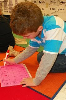 Mrs. King's Music Room: Centers: Drawing Notes