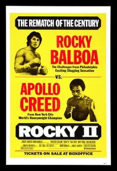Rocky II - the best Rocky movie in the series!