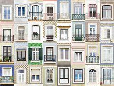 Sesimbra - As janelas mais bonitas de Portugal e do mundo - SAPO Viagens