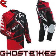 Motocross Kit, Bikes Direct, Thor, Motorcycle Jacket, Cuffs, Youth, Product Description, Mesh, Construction