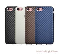 Neue einfach TPU Handyhülle für Iphone7/7plus mit gestricktem Muster