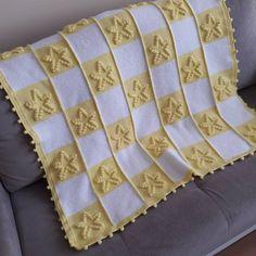 Crotchet Patterns, Crochet Cardigan Pattern, Granny Square Crochet Pattern, Crochet Stitches, Knitting Patterns, Bobble Stitch, Crochet Baby, Crochet Projects, Bed Pillows