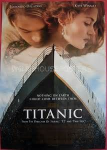 titanic poster - - Yahoo Image Search Results