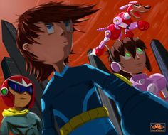Megaman!, Moe Murdock on ArtStation at http://www.artstation.com/artwork/megaman-41eec3d4-c94a-4125-a472-aa775b37f51b