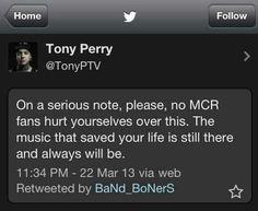 Tony...