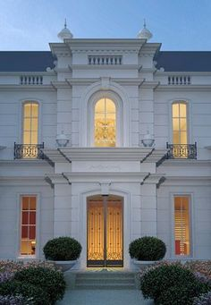 Enterprise Constructions: Classic Architecture – Luxury Homes on Display, Builders Melbourne #classicalarchitecture