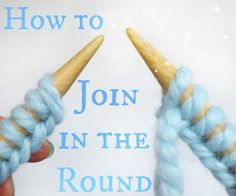 You've cast on the right amount of stitches, and you're ready to start your project. Now the next big step…join in the round! This fun technique is easy to learn and will allow you to work all those circular knitting patterns you've always wanted to try.So let's get you started on your next knitting journey!