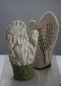rice mitts || Association for Craft Producers || Nepal