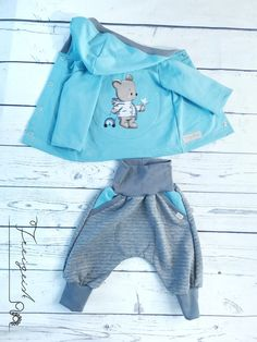Set Regenbogenbärli - Gr. 68 :: Freigeist - kreatives Handwerk Ballet Skirt, Skirts, Baby, Fashion, Free Spirit, Creative Crafts, Kids Clothes, Trousers, Jackets